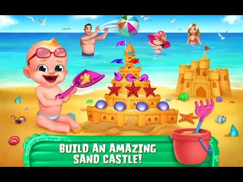 """Summer Vacation """"TabTale Casual Games"""" Android Gameplay Video"""