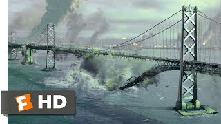 San Andreas (2015) - San Fransisco Gets Destroyed Scene (7/10) | Movieclips