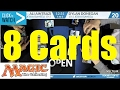 8 CARDS!!! Magic the Gathering Cheat by Ali