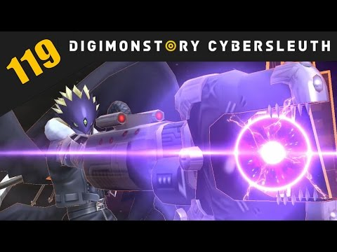 Digimon Story: Cyber Sleuth PS4 / PS Vita Let's Play Walkthrough Part 119 - Great Challenge 7