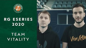 RG eSeries by BNP Paribas 2020: team up with Vitality players!