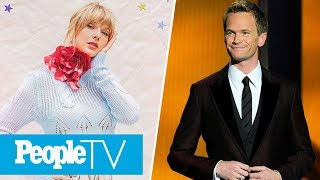 Easter Eggs In Taylor Swift's 'ME!' Video, Neil Patrick Harris' Secret To Marriage | PeopleTV
