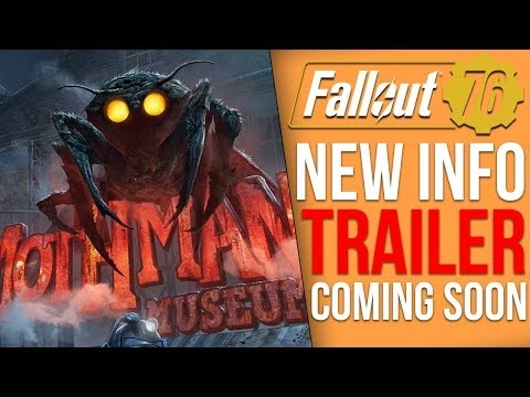 Fallout 76 New Info - Next Trailer, New In Game Screenshot, BETA Date Info Soon