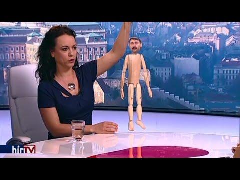 Bajszos báb. Interjú Szabó Tímeával.