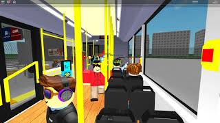 The Go Ahead Roblox Service 84 Debut (2018) !