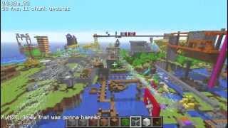 Minecraft - Mein Secret Hideout