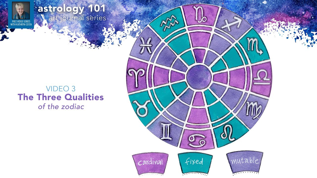 What Are The Cardinal Signs In Astrology