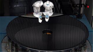 《新中国的第一》 第一块4米量级碳化硅反射镜 | CCTV