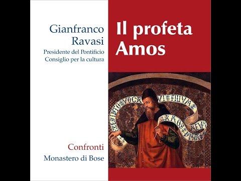 Gianfranco Ravasi Il profeta Amos