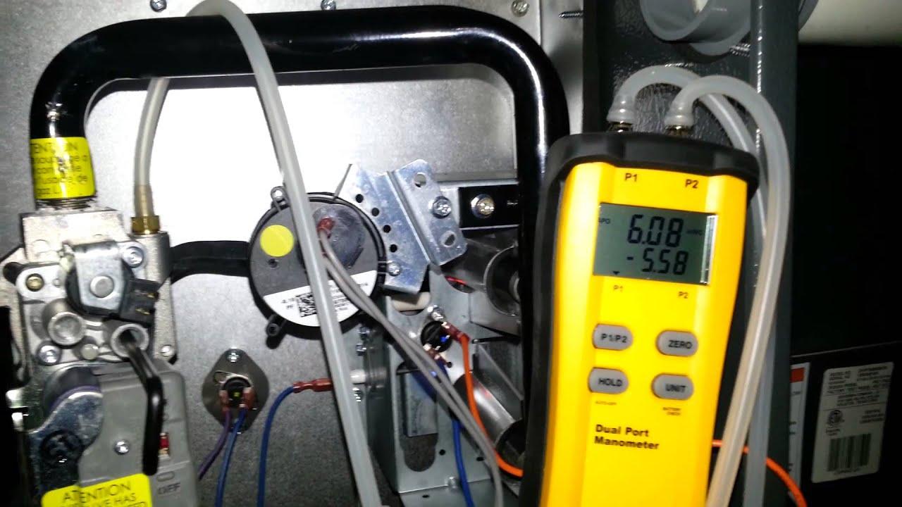 Fieldpiece Dual Port Manometer Demo Youtube