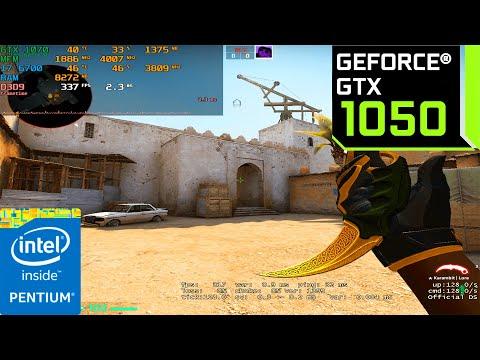 CS:GO FPS TEST