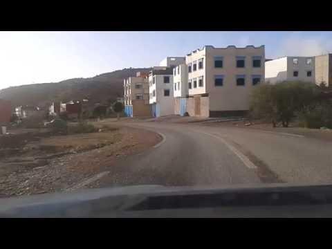 طريق أسرسيف أورير 04.12.2016 Asserssif Aourir