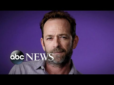 '90210' and 'Riverdale' star Luke Perry dies at 52