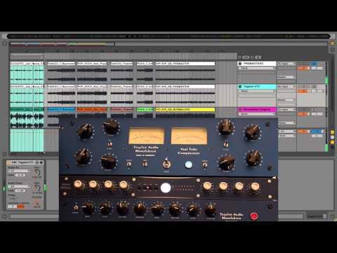 Mastering Hardware Compression Review: Tegeler Audio Vari Tube Comp VTC