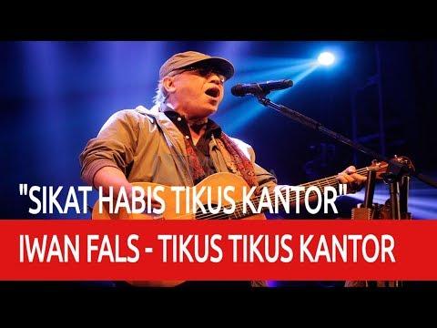 KONSER IWAN FALS - TIKUS TIKUS KANTOR LIVE