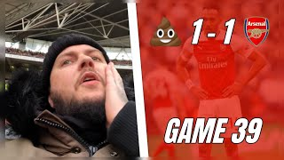 Sp*rs 1 vs 1 Arsenal - North London Is Still Red - Matchday Vlog