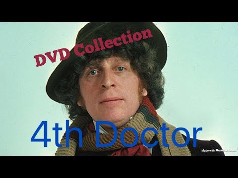My Fourth Doctor DVD Collection