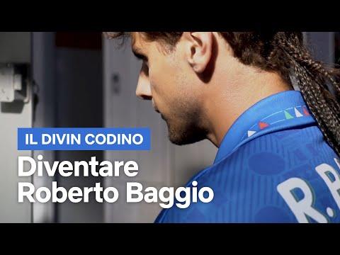 Il Divin Codino: diventare Roberto Baggio | Netflix Italia