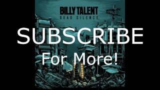 Billy Talent - Man Alive!