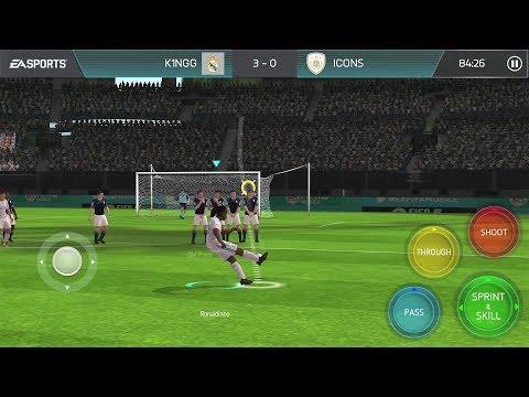 Fifa Soccer 2018 Ronaldinho Android Gameplay #4