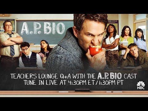 A.P. Bio - Teachers' Lounge Live Q&A (Live Stream)