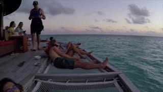 2016 August - Centara Ras Fushi Resort & Spa Maldives (Deluxe Spa Over Water Villa) - Day 1
