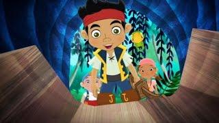 Джейк и школа пиратов Нетландии (Серия 7)