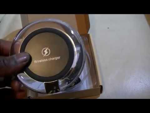 Qi Wireless Charger Ultra-Slim Qi Wireless Charging Pad