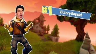 THE HAPPIEST MOMENT OF MY LIFE. (Fortnite)