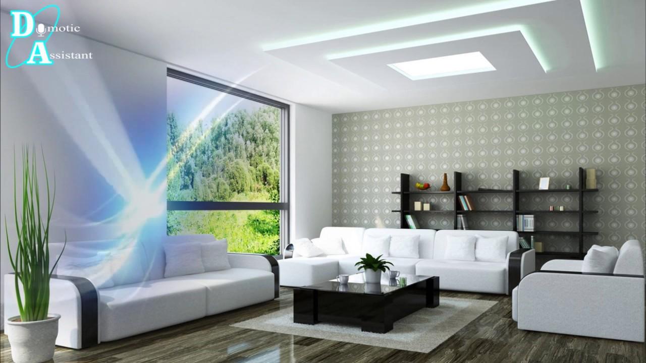 Sistema de iluminaci n salones jardines hogar youtube for Iluminacion led para jardines