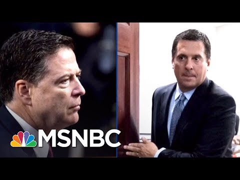 GOP Rep Nunes Did Not Read Evidence For His Own Intel Memo  The Beat With Ari Melber  MSNBC