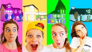 WE BUILT EACH OTHER'S DREAM HOUSE Roblox Gaming w/ The Norris Nuts