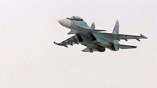 В Миллеровский авиаполк поступили новейшие истребители Су 30СМ