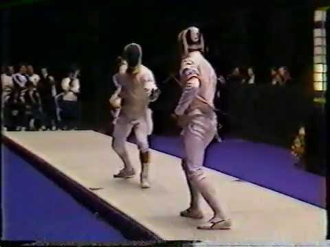 1984 Olympics, Men