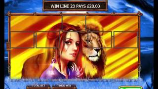 The Guardians online slot game - Double Bonus feature high stakes..(This is a weird new slot and possibly the only one where you're hoping not to get a win on your free spins! This is £8 stake but with upgraded 4x sized bonus ..., 2016-02-12T09:58:51.000Z)