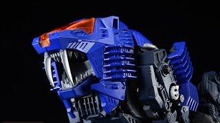 TAKARATOMY Masterpiece Zoids MPZ-01 Shiled Liger PV