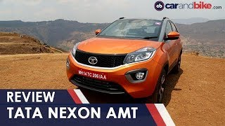 Tata Nexon AMT Hyprdrive Review | NDTV carandbike
