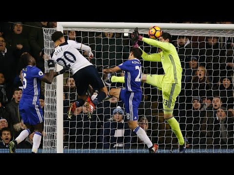 Chelsea vs Tottenham Hotspurs 4-2 April 22nd 2017 All Goals and Highlights!