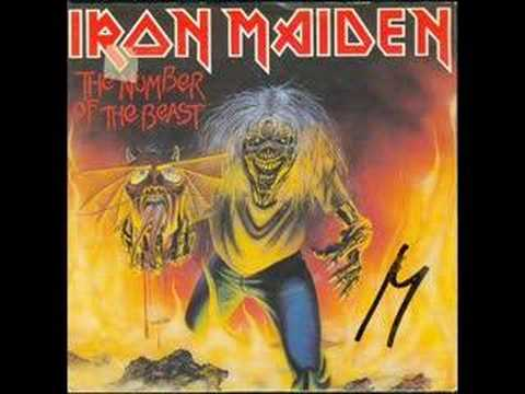 Übersetzung Iron Maiden - The Number of the …