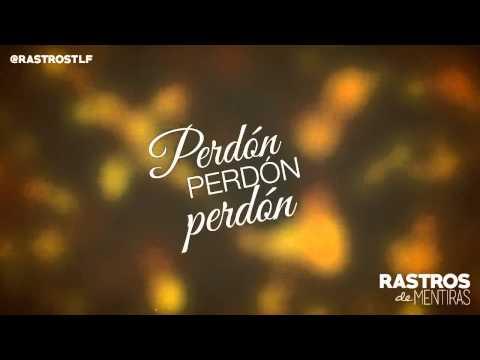 Perdon Perdon   Cortina Musical de Rastros de Mentiras Telefe