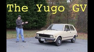 The Yugo GV is a Perfectly Adequate Car