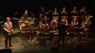 Mingucity - Philipp Rücker / The Jellyfish Jazz Orchestra