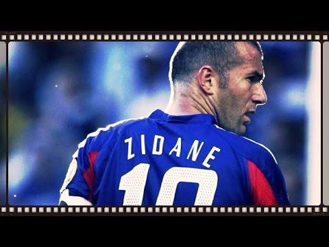 zinedine zidane biography in french
