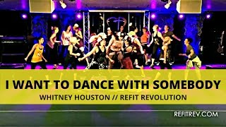 """I Want To Dance With Somebody"" 