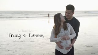 Baby Gender Reveal - Trung & Tammy