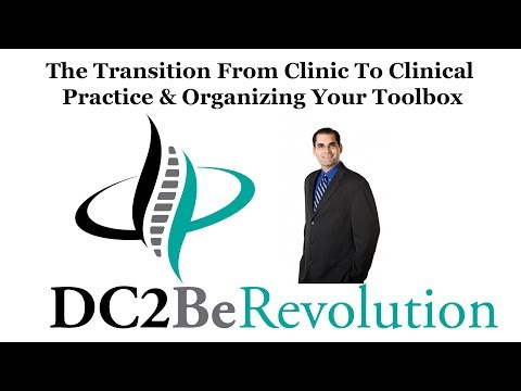069: Dr. Dino Pappas  | The Transition from Clinic to Clinical Practice