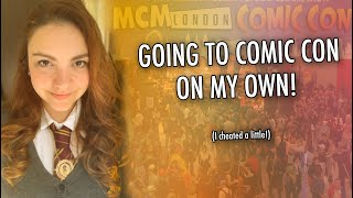 [Review!] Going to (MCM) Comic Con alone???
