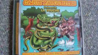 Cajun Music - alligator waltz van de cd cajun favourites performed by la touche