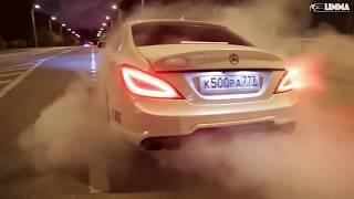 Jordan Burns Weekend Russian Cars ShowTime