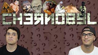 CHERNOBYL, A CIDADE FANTASMA - Você Sabia?
